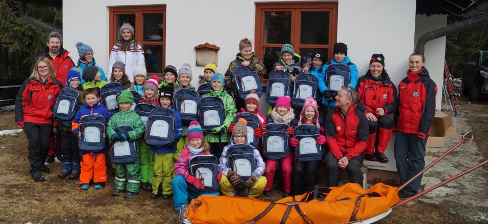 Volksschule Mönichkirchen zu Gast
