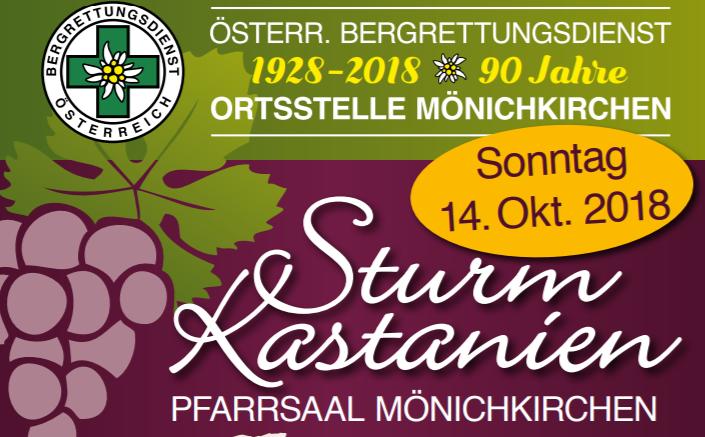 Sturm & Kastanien Frühschoppen